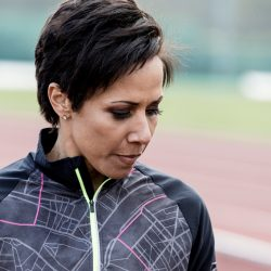 Double Olympic Gold Medalist Kelly Holmes Talks Olympics, Medals & Injuries!