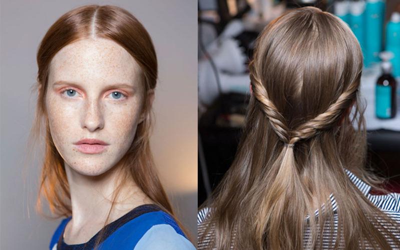 hair makeup trends