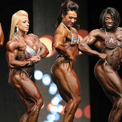 The Dark Side To Competitive Bodybuilding
