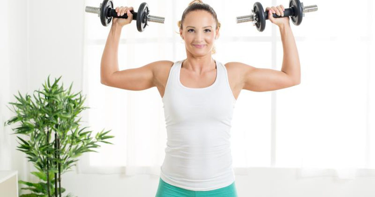 5 Exercises To Define Your Deltoids Women Fitness