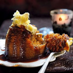 Gingerbread Pudding