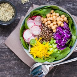 Macrobiotic Diet: Balancing The Yin & Yang