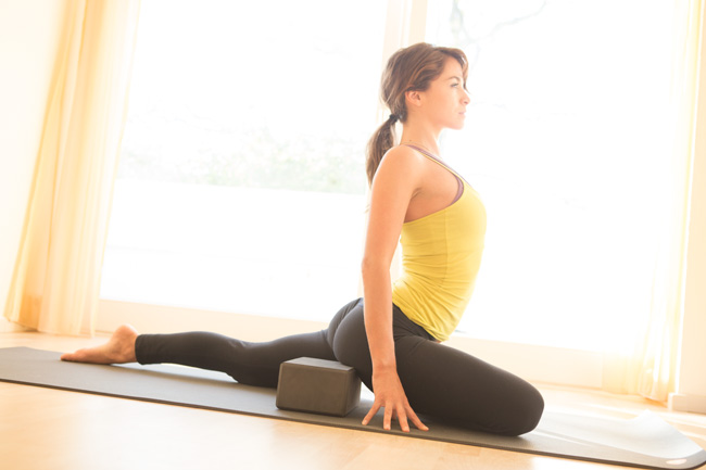 Pigeon Pose A Must To Avoid Tight Hips Women Fitness