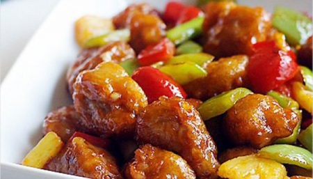 Sweet-Sour Pork