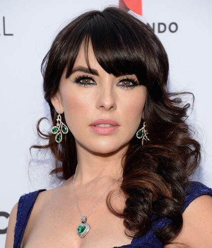 Vanessa Villela: Green-Eyed Mexican Actress Reveals Her ...