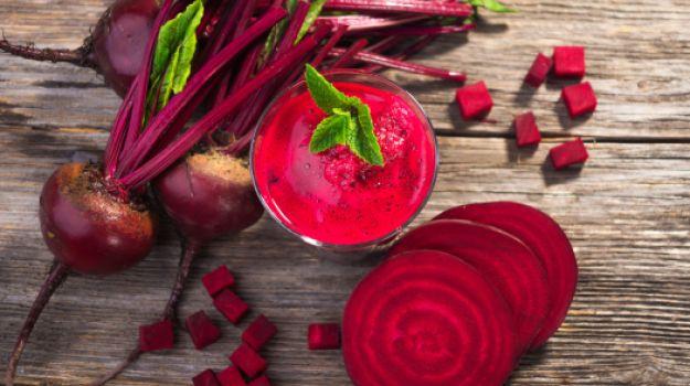 beetroot & cherries