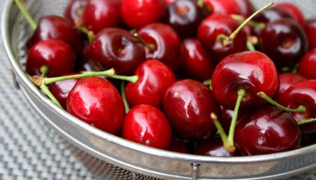 beetroot cherries