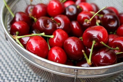 beetroot cherries