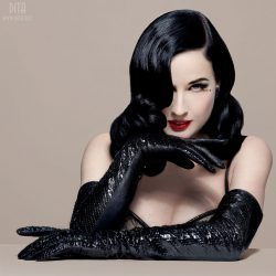 """Burlesque Icon Dita Von Teese Returns To The Stage With Her All New Burlesque Tour: """"The Art Of The Teese"""""""
