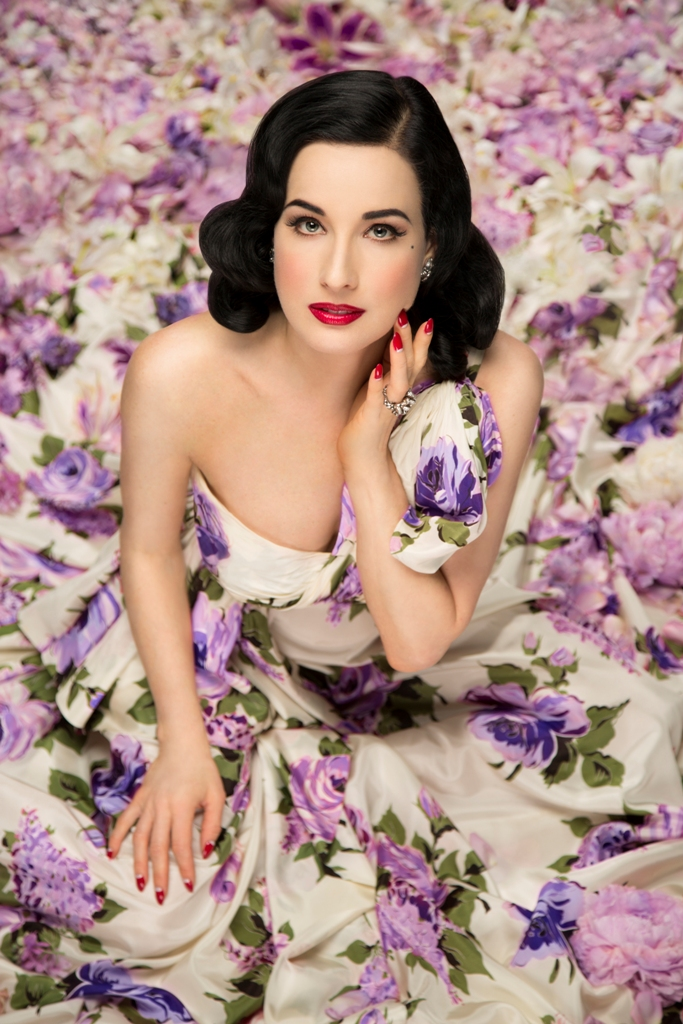 "b91cf15c886 dita von teese. ""I ve had such a wonderful time touring with my show Strip"