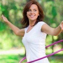 Hooping For Fitness