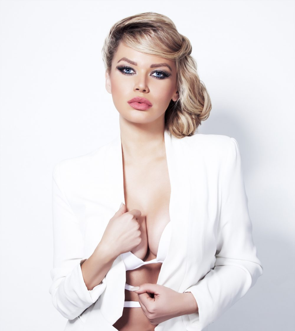 """Masha Lund: Rated by FHM in """"100 Sexiest Women In The ..."""