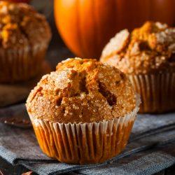 Pumpkin-Orange Muffins