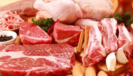 undercooked meat
