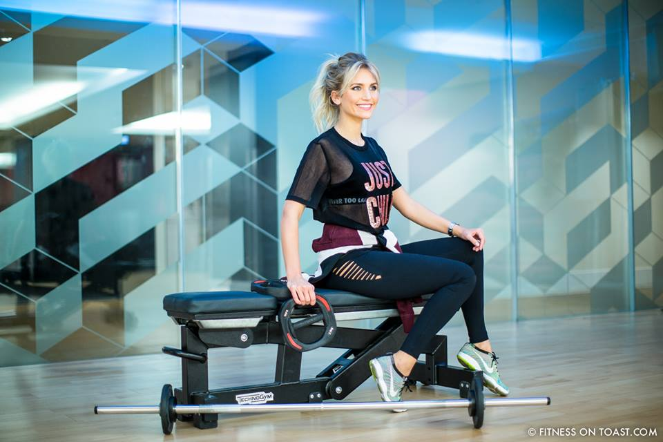 Faya Nilsson Brings To You Her Workout, Diet & Fitness ...