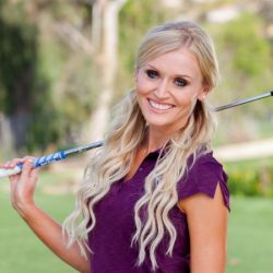Blair O'Neal: Most Beautiful Golfer in the World Uncovers Her Fitness, Diet & Beauty Secrets