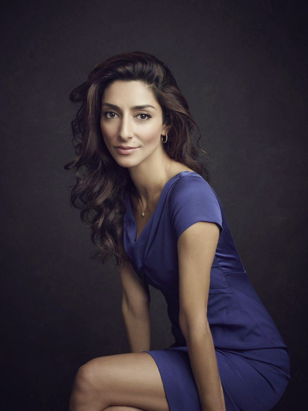 Actress Necar Zadegan Reveals Her Workout, Diet and Beauty ...