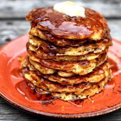 Corn Griddle Pancakes