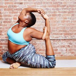 5 Yoga Poses For Curvy Bodies