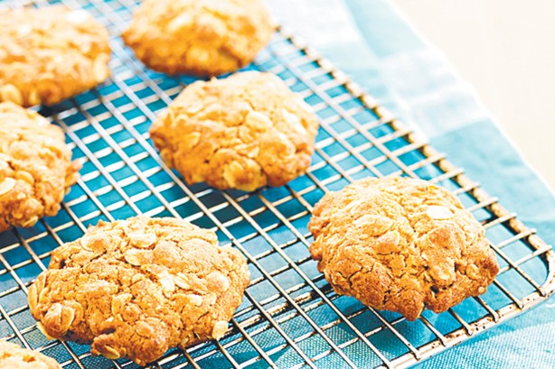 ANZAC Cookies - Women Fitness