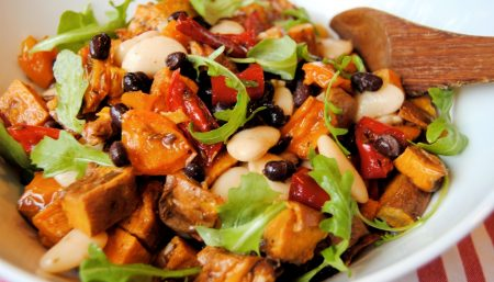 Brazilian Chicken with Black Beans