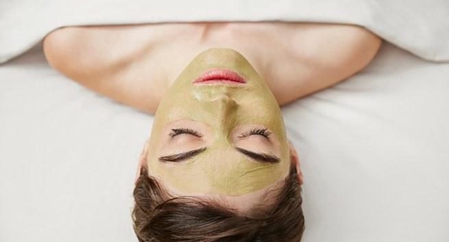 facial dry skin