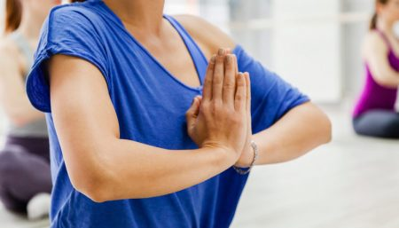 Mistakes Made While Practicing Yoga
