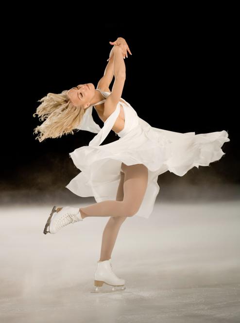 Figure Skating Functional Anatomy