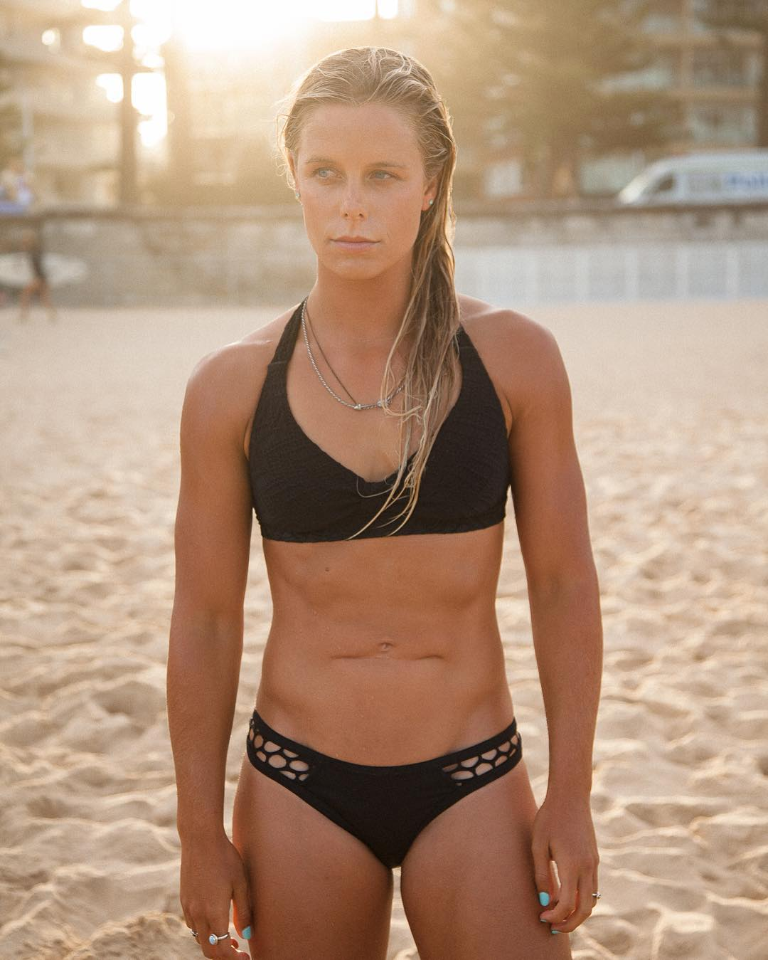 World Leading Professional Surfer Paige Hareb on her