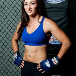 Carla Esparza: Professional Mixed Martial Artist Reveals Her Success Mantra