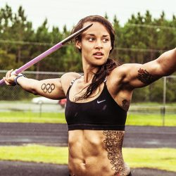 Heptathlete Chantae McMillan Shares Her Journey To Living The Olympic Dream