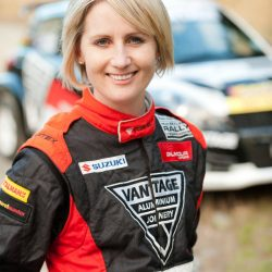 Emma Gilmour: Ranked 2010 World's Best Female Rally Driver Reveals Her Fitness Secrets