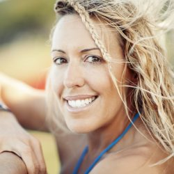 Kirsty Jones: Kitesurfer World Champion Reveals her Workout, Diet, Beauty and Success Story
