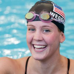 Paralympic Swimming Gold Medalist Mallory Weggemann Talks Fitness!