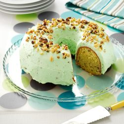5 Mouth-Watering Green Desserts For St. Patrick's Day 2017