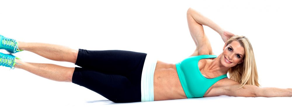 Side Double Crunches