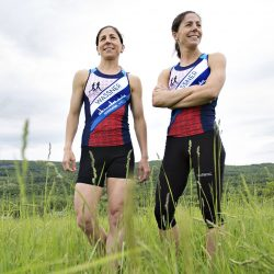 Triathlete Twins Rebeccah and Laurel Wassner Reveal Their Workout, Diet & Success Secrets