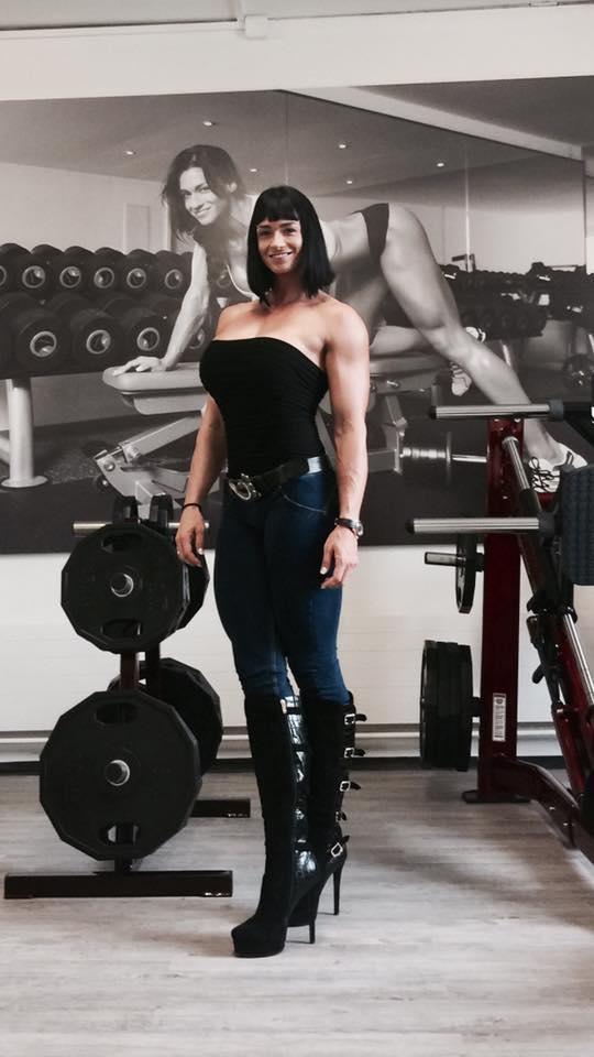 cindy landolt world leading fitness trainer reveals her