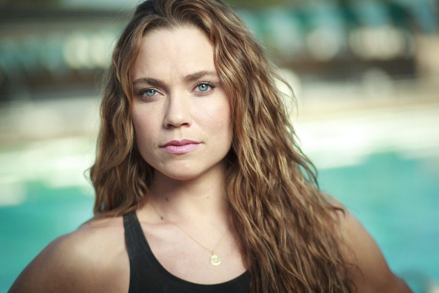 Natalie Coughlin Swimming Twelve Time Olympic Medalist