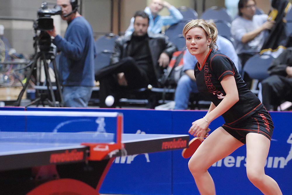 An Interview With Biba Golic A Women Table Tennis Player Par Excellence Women Fitness