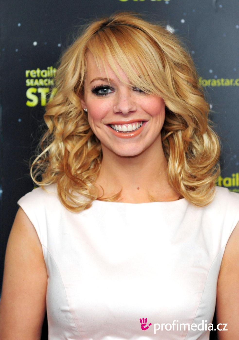 liz mcclarnon english pop singer dancer television presenter