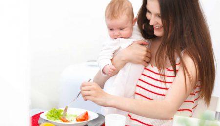 post pregnancy diet tips