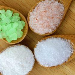 Health Benefits of Salt & Salt Baths