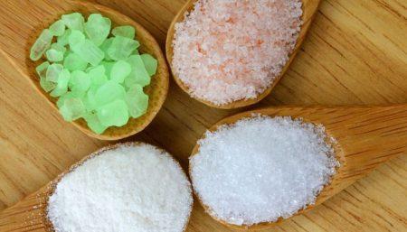 salt baths
