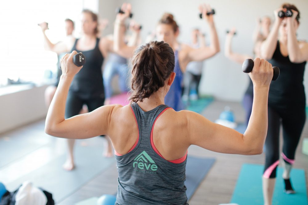 Spinning With Yoga