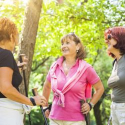 Talk The Walk This National Walking Month