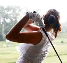 Gearing Up for Improved Golf Swing