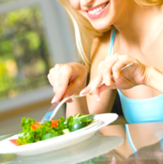 Relationship with food: a rolling factor in weight loss