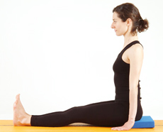 Yoga Asanas to Manage Planter Fasciitis