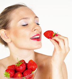 Top 10 Health Benefits of Strawberry.